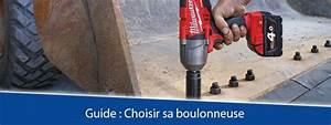 Cle A Choc Filaire : boulonneuse tests avis sur boulonneuses professionnelles ~ Nature-et-papiers.com Idées de Décoration