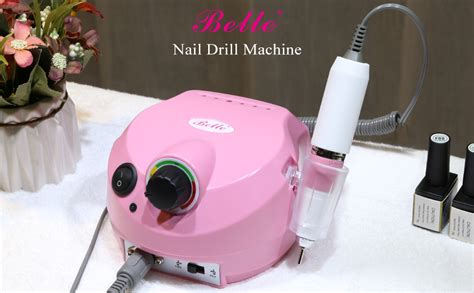 amazoncom belle electric nail drill professional