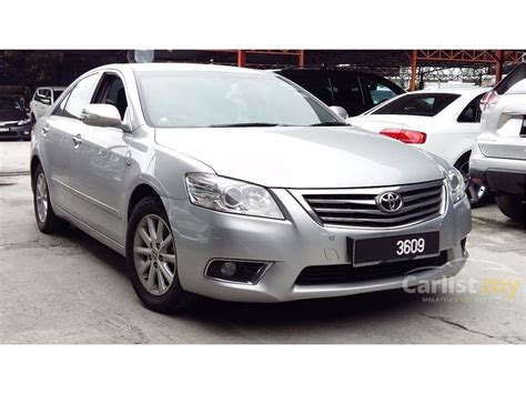 2012 Toyota Camry Specs by Toyota Camry 2012 G 2 0 In Kuala Lumpur Automatic Sedan