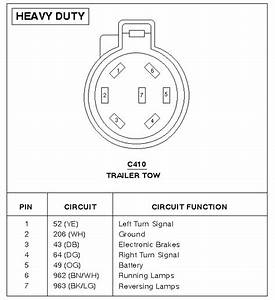 Trailer Wiring Diagram For 1997 Ford Diesel