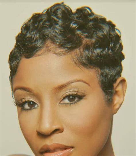 short hair finger waves hairstyles 1000 ideas about finger waves short hair on pinterest