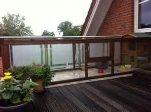 kaninchenstall balkon balkonhaltung