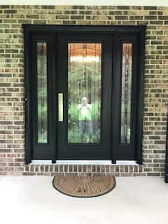 pittsburgh trend   month replacing  black windows  doors  modernize  home