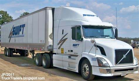 volvo semi trailer truck trailer transport express freight logistic diesel