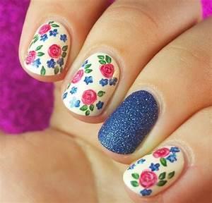 20 hermosas uñas decoradas que puedes hacer tu misma