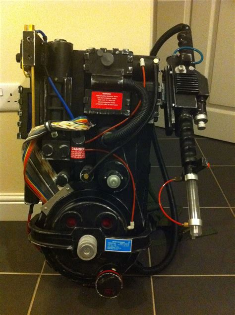 Ghostbusters Proton Pack Plans by Ghostbusters Proton Pack Plans 16795 Tweb