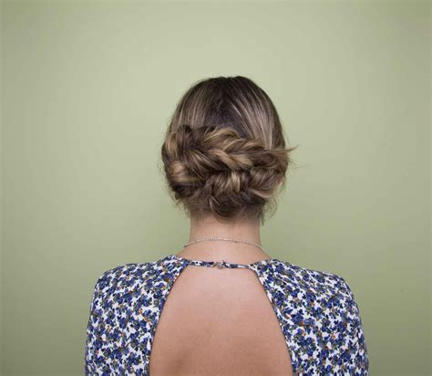Work Hairstyles Updos by 6 Updo Hairstyles For Work To Go With Any Hair Type