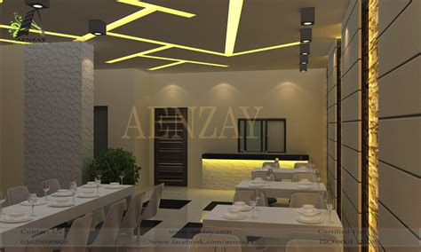 interior decoration in home software house cafeteria design by aenzay aenzay