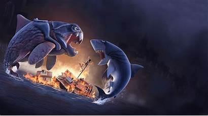 Shark Hungry Evolution Pc Bluestacks Wallpapers Itl