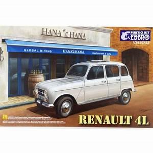 Jeux De Voiture Renault : maquette voiture renault 4l jeux et jouets ebbro avenue des jeux ~ Medecine-chirurgie-esthetiques.com Avis de Voitures