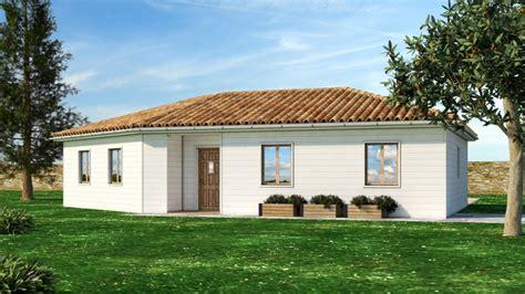 maison bois a vendre maison a vendre programme neuf p 233 rigord maisons bois