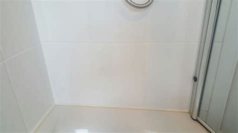 cleaning grout   ceramic tiled shower cubicle stone