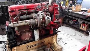 2008 Cummins Isx Dpf Engine Running