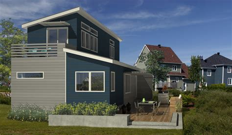Affordable Modern Prefab Homes Plans  Bestofhousenet