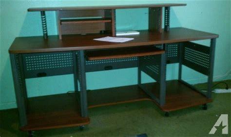 used studio desk for sale obo barely used recording studio rta producer workstation