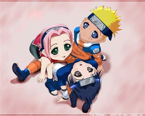 naruto  bleach anime wallpapers cute team kakashi
