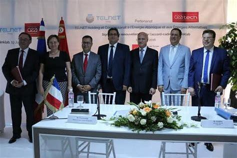 accord cadre de cooperation signature du renouvellement de l accord cadre de coop 233 ration entre telnet et le commissariat