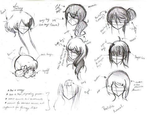 anime hairstyles kacaramellove deviantart hairstyles ideas