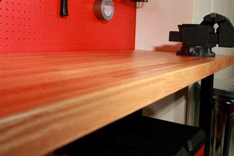 industrial workbench top