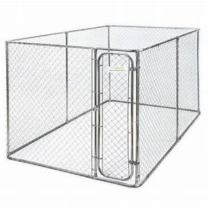 vebo large 38m chain link diy outdoor dog kennel run kit With outdoor dog kennel supplies