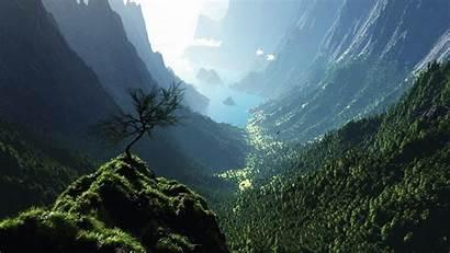 Mountains Mountain Background Earth