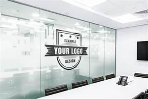Create Logo Online Professional Free Office Board Room Online Logo Mockup Mediamodifier