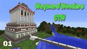 Minecraft [1.8.3] [CTM] Wayward Wonders - Ep1 - Mausoleum ...