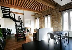 Appartement Atypique Lyon : r novation d 39 un appartement la croix rousse lyon 4 ~ Melissatoandfro.com Idées de Décoration