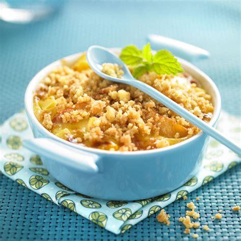 mes recettes de cuisine gratin de fruits frais en cro 251 te de palets bretons les