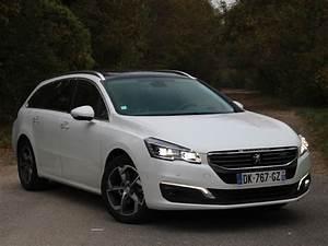 Peugeot Break 508 : peugeot 508 sw essais fiabilit avis photos prix ~ Gottalentnigeria.com Avis de Voitures