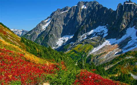 Hd Snowy Mountain Wallpaper Beautiful Mountain Slope Wallpapers Beautiful Mountain Slope Stock Photos