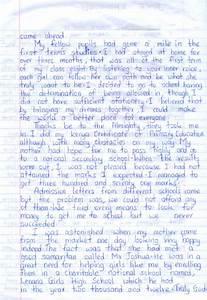 first love essay