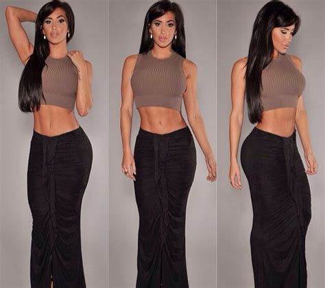 Hot Miami Styles - long fitted skirt | My Style | Pinterest | Hot miami styles Casual wear and ...