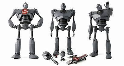 Giant Iron Mondo Gigante Hierro Deluxe Ferro