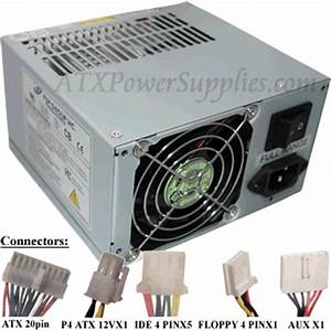 Power Supply Cross Reference Chart Fsp Fsp300 60pln 300 Watt Atx Power Supply