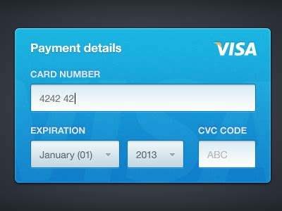 The software tells the computer to produce a string and this tool create free credit card numbers with security code (cvv) and expiration date with money. Credit Card Form by Haziq Mir on Dribbble