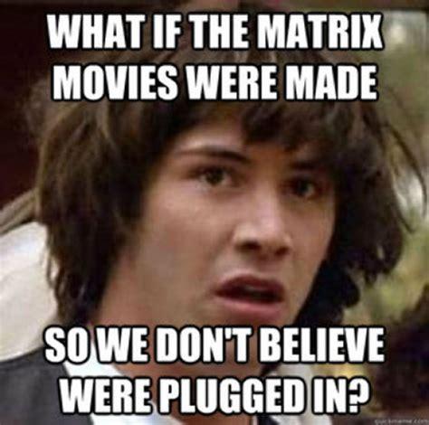 Keanu Reeves Meme Picture - illuminati genius