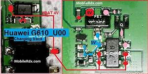 Huawei Ascend G610 Charging Ways Solution Jumpers