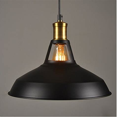 winsoon modern industrial loft bar ceiling light metal