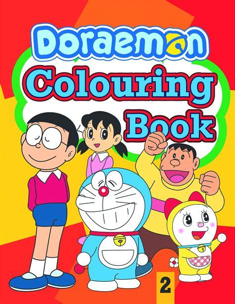 doraemon colouring book   clr pp english buy