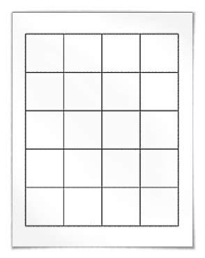 Label Templates 30 Per Sheet Square Labels 1 8 Quot X 1 8 Quot On Sheets For Laser And Inkjet Printers
