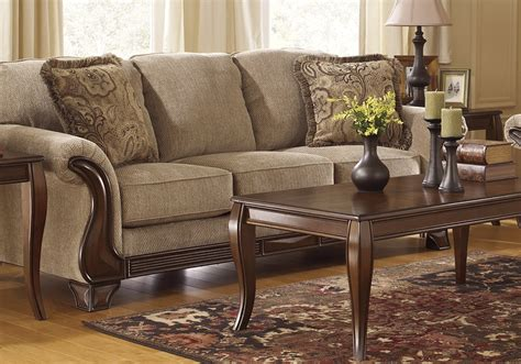 lanett barley sofa lexington overstock warehouse