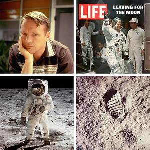 RIP Neil Armstrong - The Fox Is Black