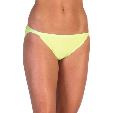 exo bikini exofficio give n go string bikini underwear women s ebay