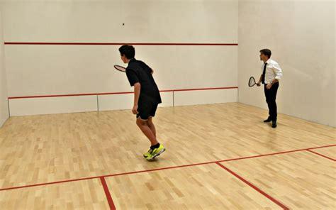 salle de squash une s 233 ance de squash 231 a vous dit de david bailleul