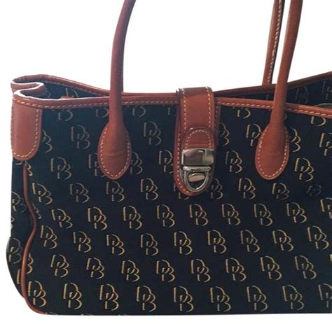 dooney bourke handle monogram tote bag  sale