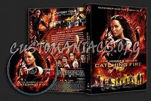 The Hunger Games Catching Fire dvd cover - DVD Covers ...