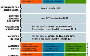Dates De Vacances Scolaires 2016 : date des vacances scolaires 2015 le blog dernier voyage ~ Melissatoandfro.com Idées de Décoration