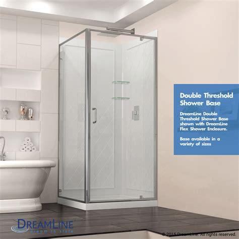 dreamline shower base dreamline dlt 1036360 slimline 36 x 36 quot shower base ebay