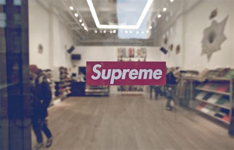 Supreme New York Store by 187 Supreme Nyc Skate Shop Profile